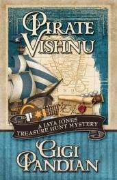 Gigi Pandian - Pirate Vishnu