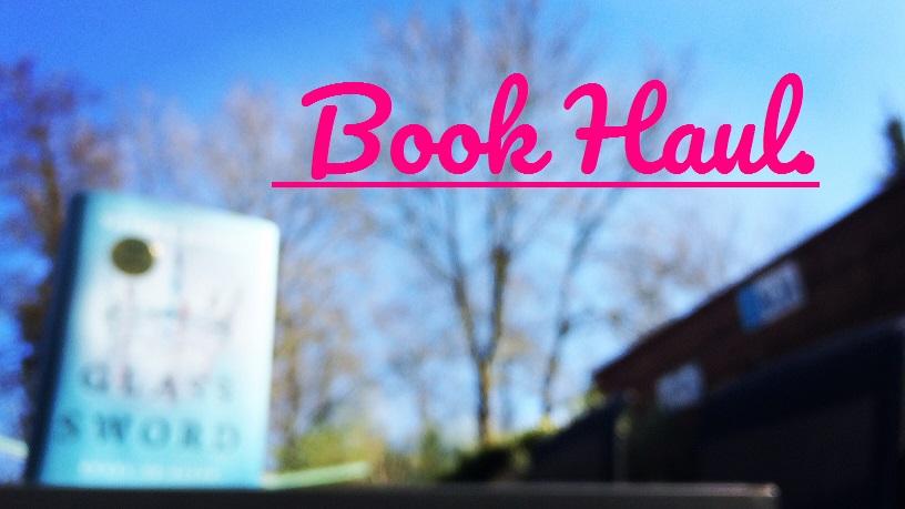 Book haul <3 <3 <3 <3