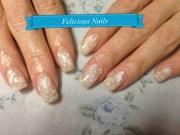 classy christmas nails felicious
