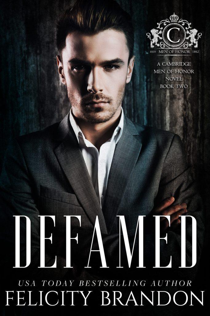 Book Cover: Defamed