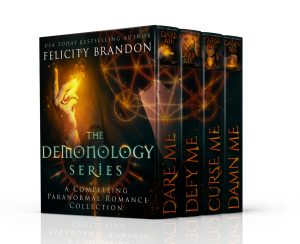 Book Cover: The Demonology Series Collection