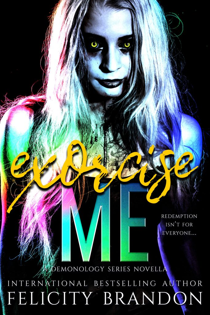 Book Cover: Exorcise Me