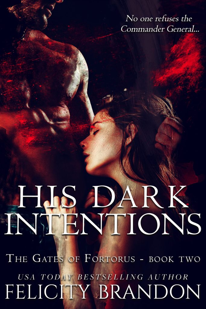 Book Cover: His Dark Intentions