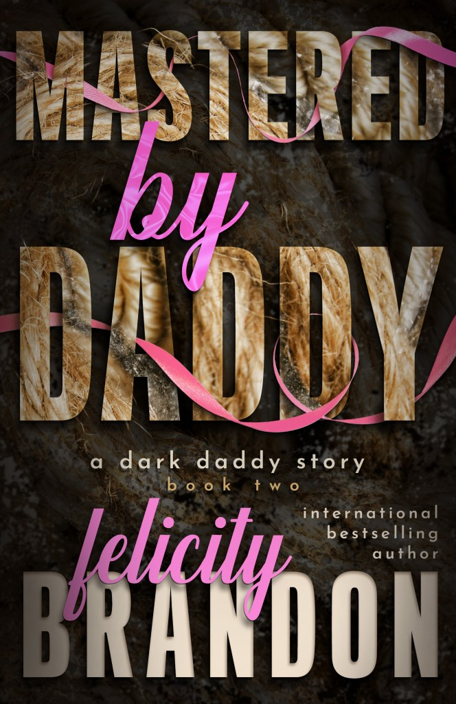 Book Cover: Mastered by Daddy