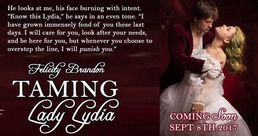 Taming Lady Lydia Teasers LN.jpg Punish