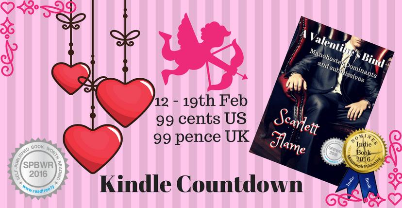 A Valentine's Bind Kindle Countdown
