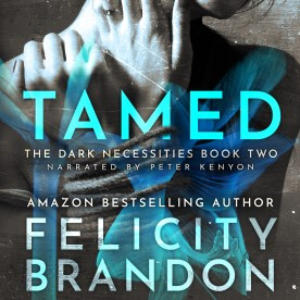 Tamed Audio Cover