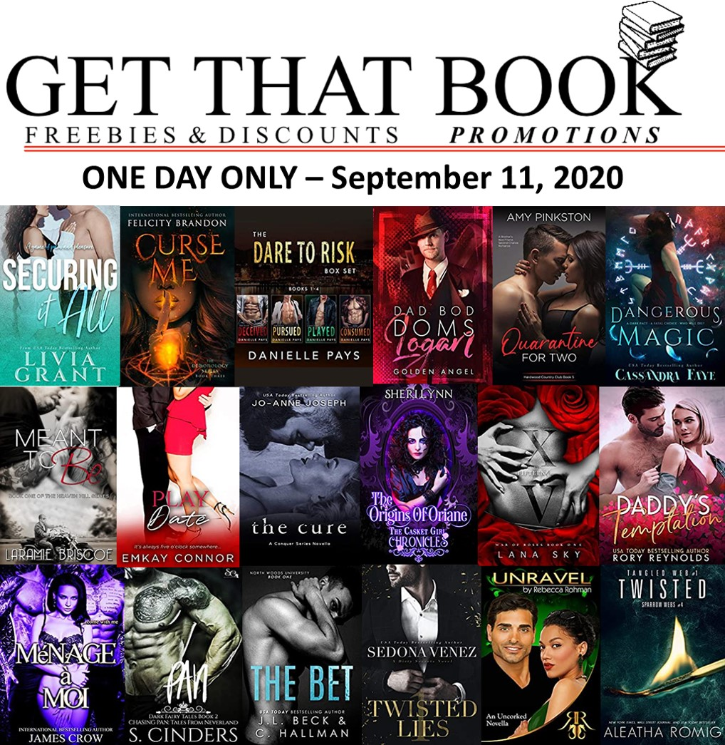 ★ Get That Book #FREEBIES #DISCOUNTS #GTB ★