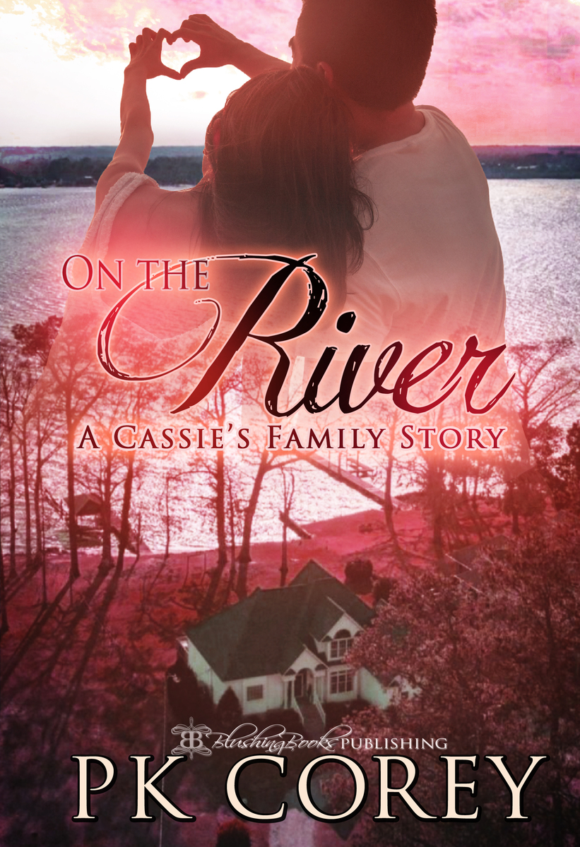 On the River-PK 1st Cover OTR