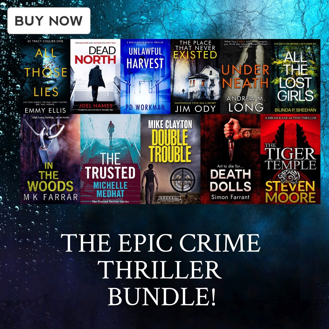 The Epic Crime Thriller Bundle!