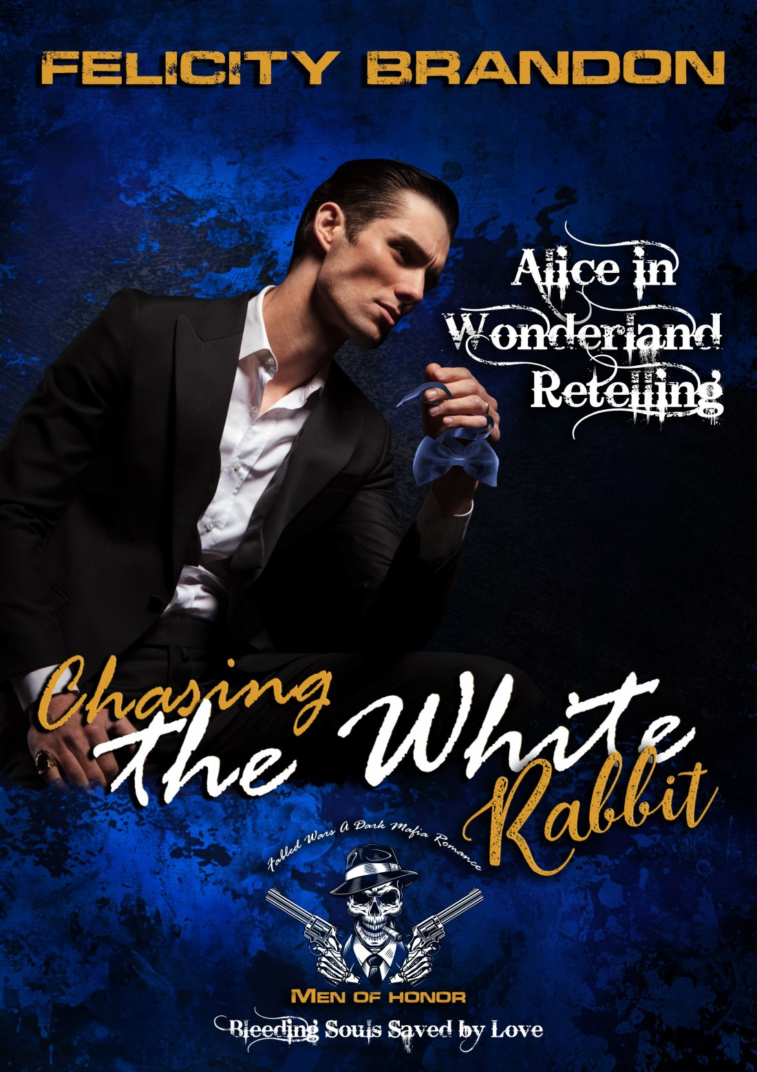 Chasing the White Rabbit Cover