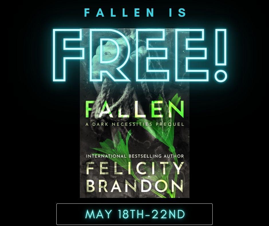 Fallen is #FREE!