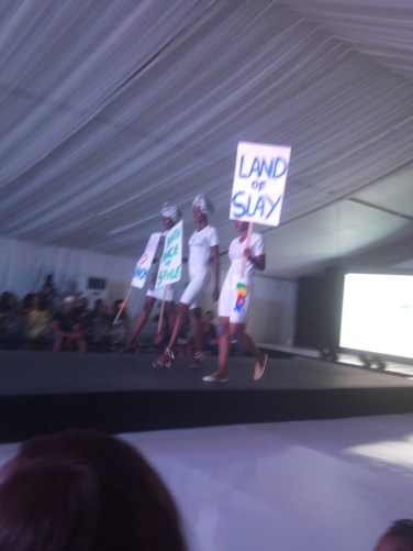 Tribute to Lagos Fashion