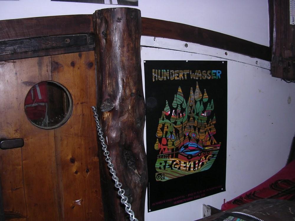 Hundertwasser - Regentag (2/6)