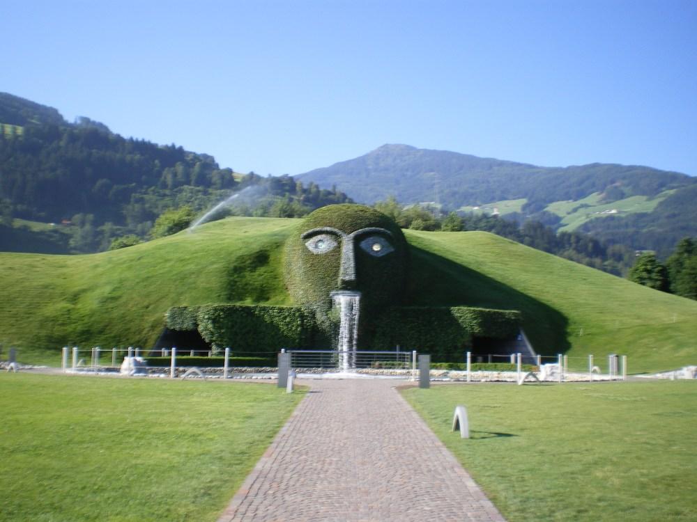 Wenn eine eine Reise tut ... - Teil 6 - Tirol - KristallWelten (3/6)