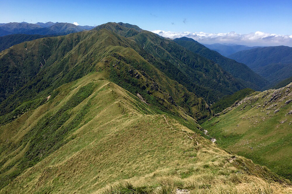 Tararua peaks