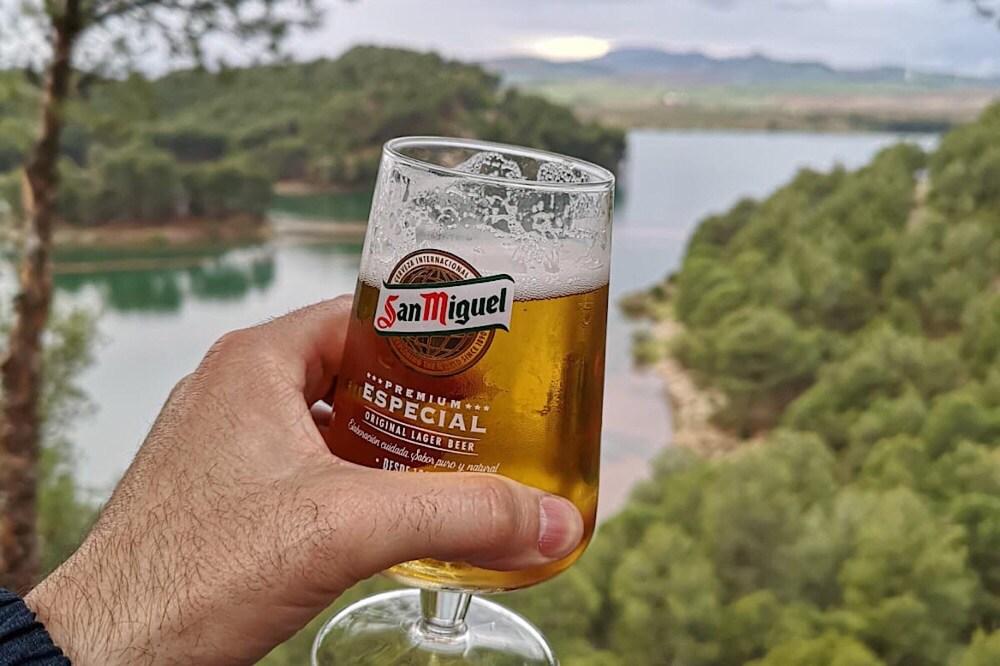 Malaga cheers