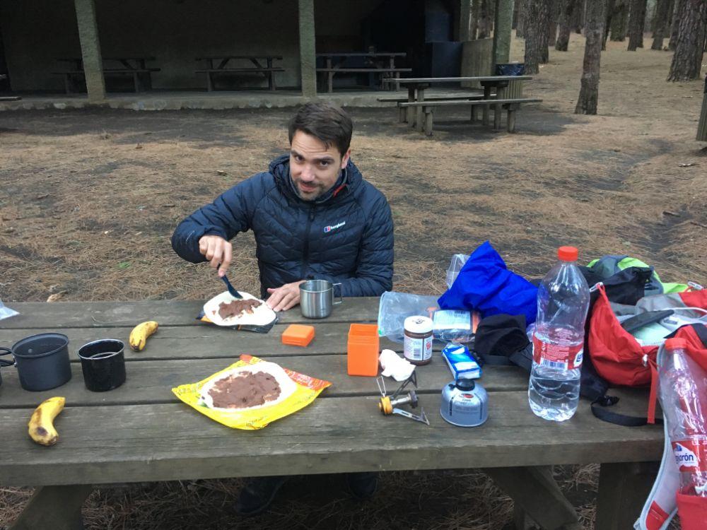El Pilar breakfast