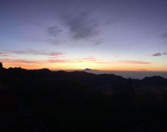 Sunrise La Palma