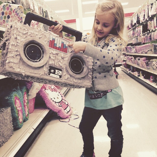 She's all about dat bass ...