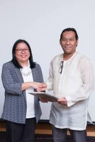 Felino Dolloso joins as a Judge in Balagtasan 2016