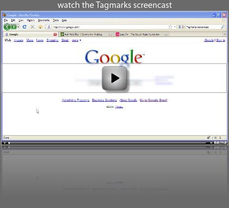 Watch Tagmarks screencast
