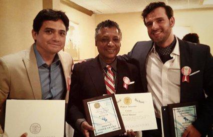 Felipe Alberto - Cultural Achievement Awards 2015