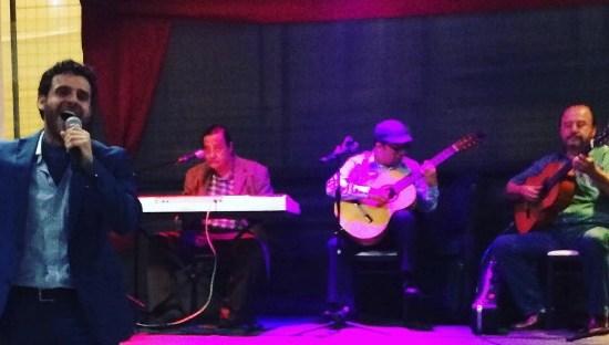 Felipe Alberto - Concert at Real Club