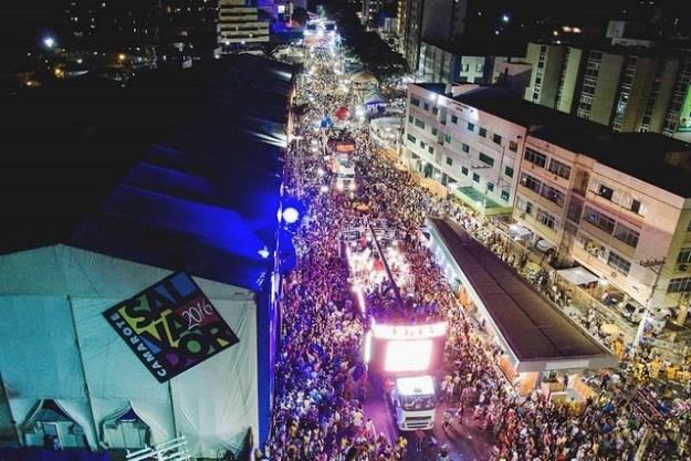 Camarote Salvador 2016