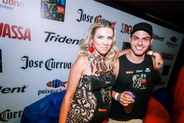 Camarote Salvador-9778 - Samara Checon e Marcelo Checon