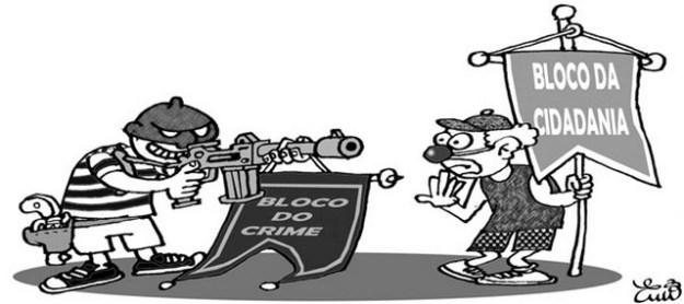 Enio crime e cidadania