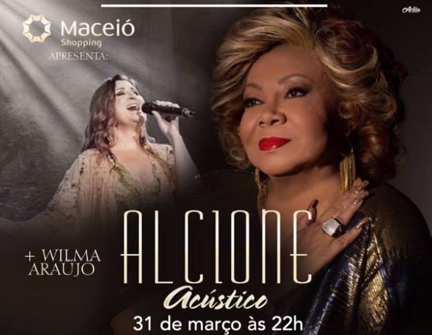 'Projeto Samba de Primeira' - Wilma Araújo - Alcione (reprodução)