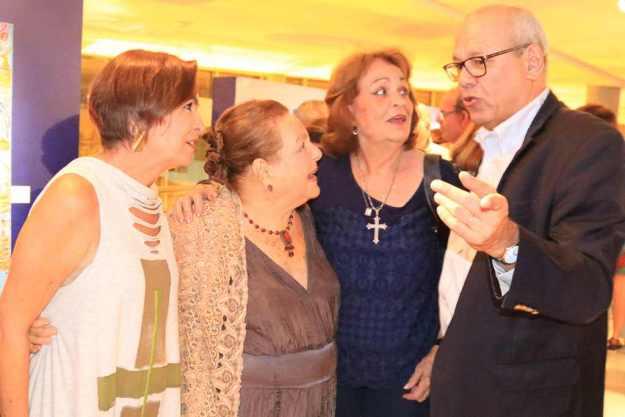 Tânia de Maya Pedrosa & Sérgio Moreira, Mirna & Licinha Porto