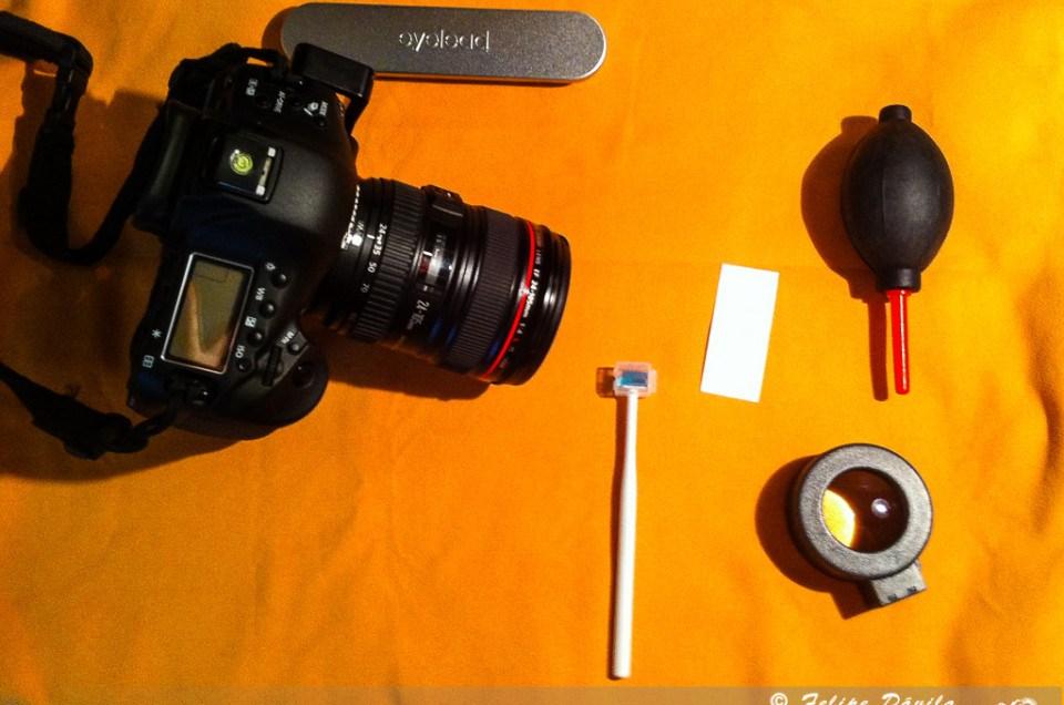 Probando el kit Eyelead SCK-1