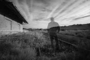 OLD TRAIN STATION GHOST