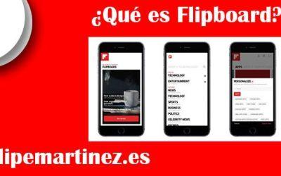 ¿Qué es Flipboard?
