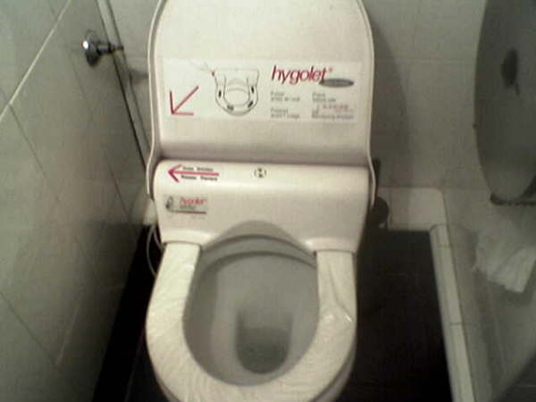 WC Tecnológico