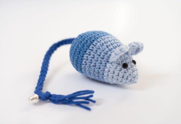 Mysz dla kota z kocimiętką