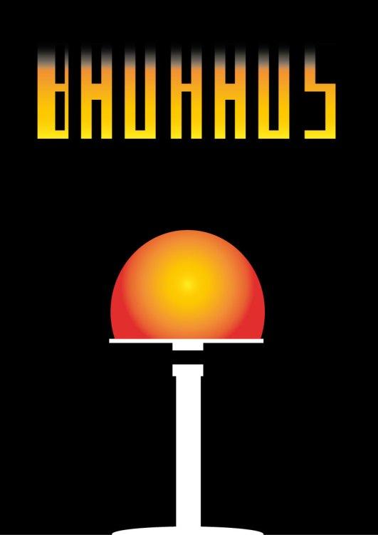 Bauhaus-Plakat
