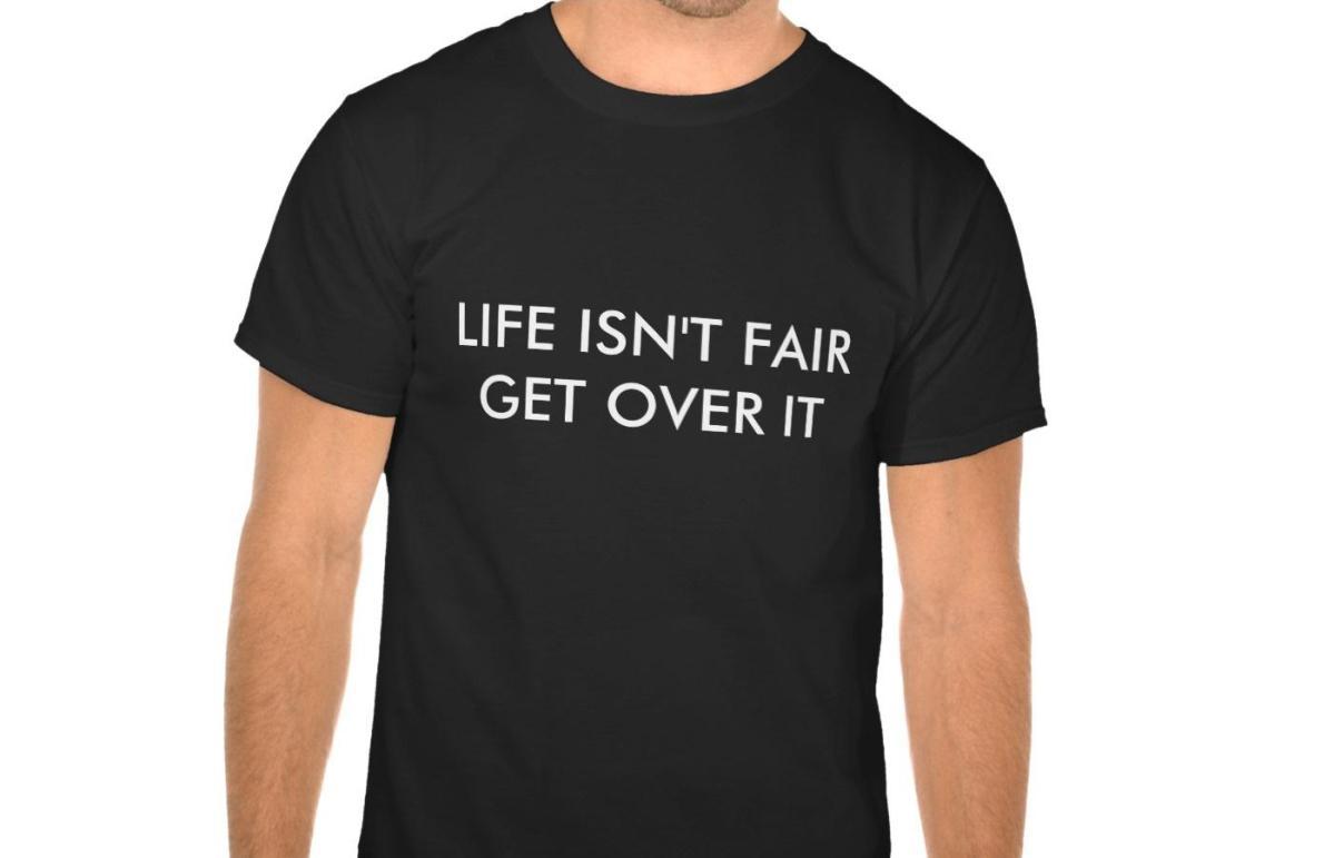 Viața nu e corectă