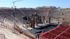 Scena arena Verona