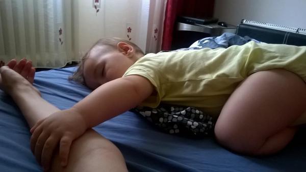 Cosmin doarme
