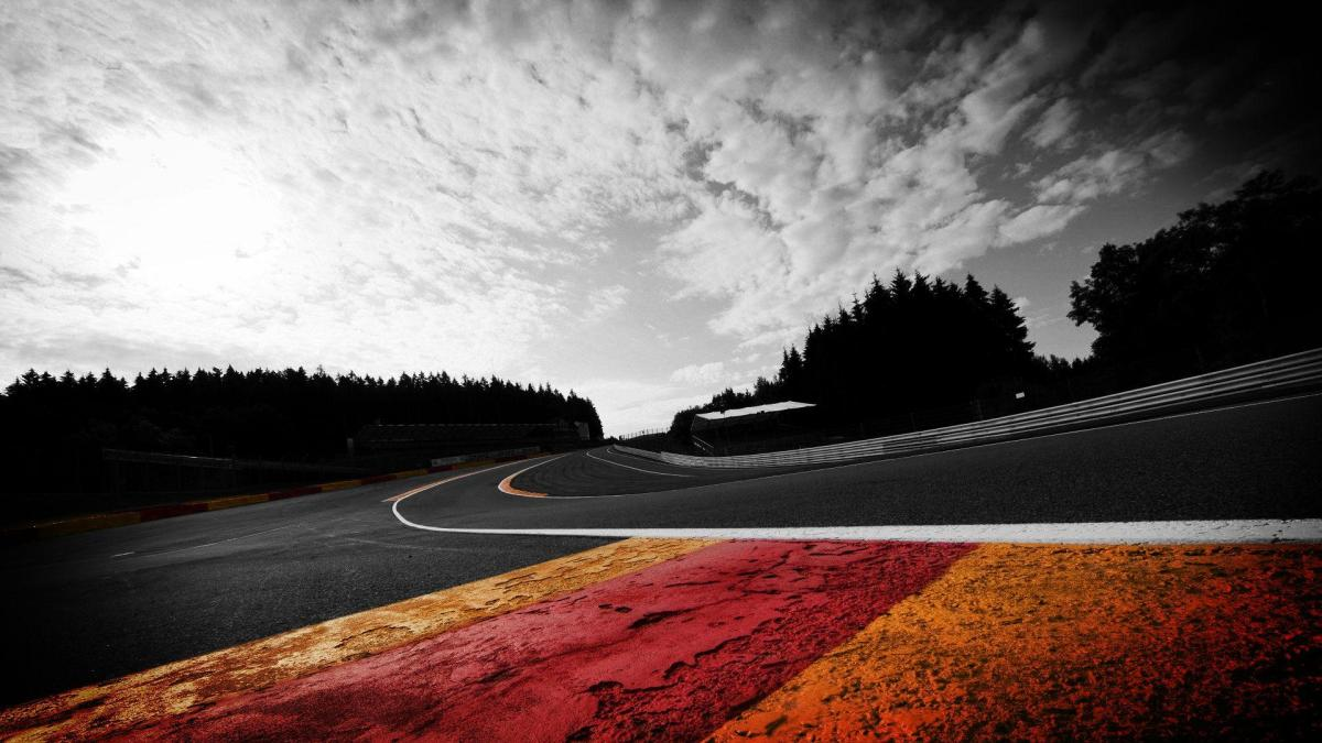 Some Eau Rouge Wallpapers I Made