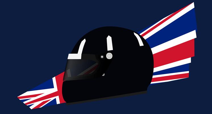 Design: Damon Hill's 1996 helmet
