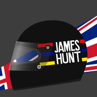 Design: James Hunt's 1976 helmet (+extra)