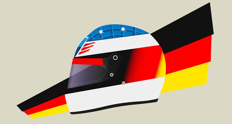 Design: Michael Schumacher's 1994 Helmet (+extra)