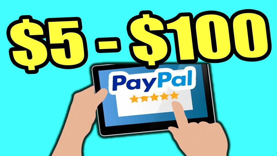 Guadagnare $5-$100 In Un ORA Su Paypal *TESTATO e FUNZIONA*