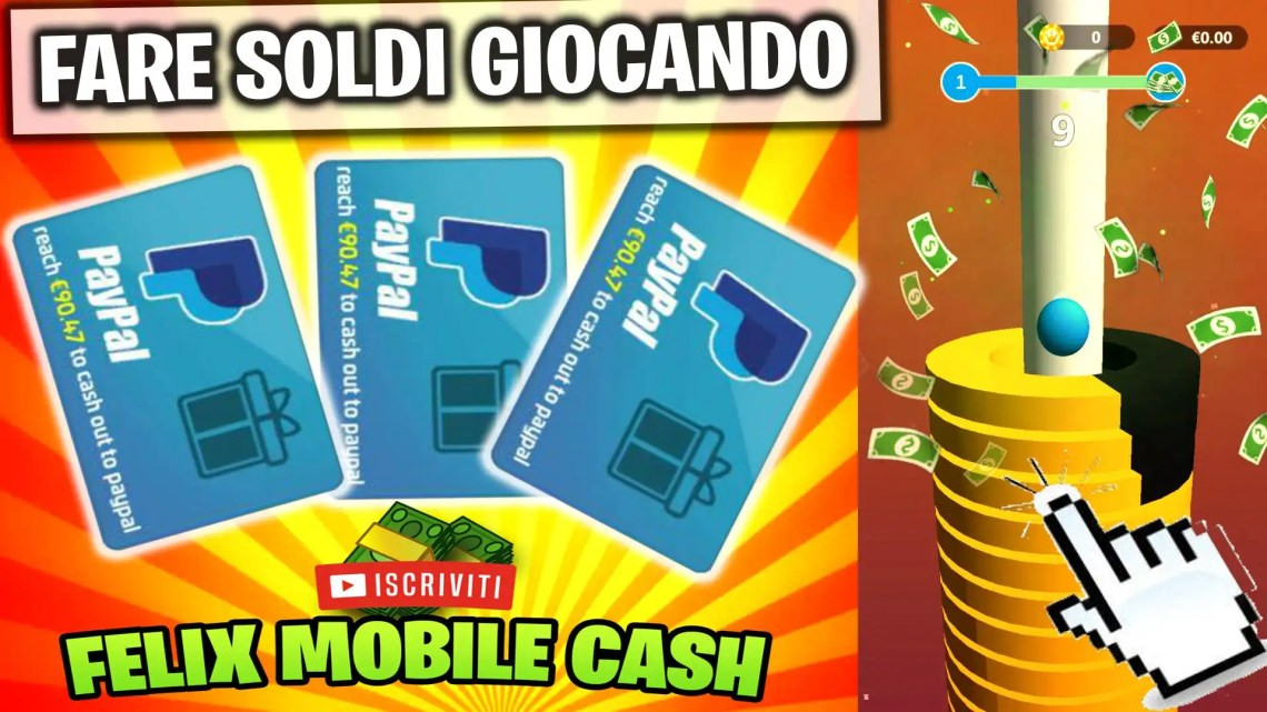 Stack Crush 10€ su Paypal!