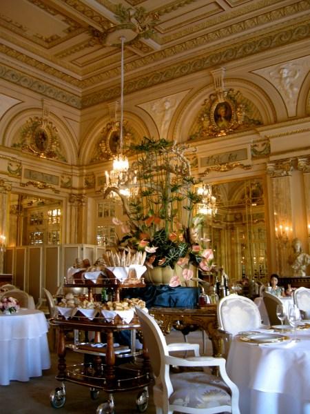 restaurants Monaco  Felixhirschs tour de table