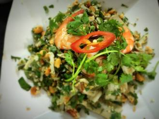 Com Hen - Rice clams